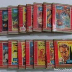 Libros de segunda mano: 14 NOVELAS DE JULIO VERNE - COLECCION MOLINO. Lote 117022427