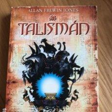 Libros de segunda mano: TALISMÁN. LAS LÁGRIMAS DE ISIS. ALLAN FREWIN JONES.. Lote 117432039