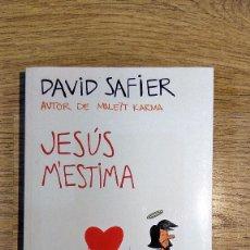 Libros de segunda mano: JESÚS M'ESTIMA DE DAVID SAFIER. EN CATALÀ.. Lote 117516423