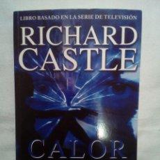 Libros de segunda mano: LOTE DE LIBROS RICHARD CASTLE. Lote 118028775