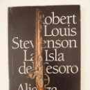 Libros de segunda mano: LA ISLA DEL TESORO. STEVENSON. . Lote 118577571