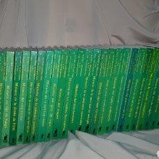 Libros de segunda mano: ALFRED HITCHCOCK Y LOS TRES INVESTIGADORES . 32 PRIMEROS NUMEROS . ED. MOLINO 1984. Lote 119047606