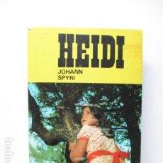Libros de segunda mano: HEIDI ( JOHAN SPYRI ) EDICIONES PAULINAS. Lote 119490223