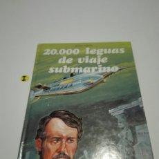 Libros de segunda mano: 20000 LEGUAS DE VIAJE SUBMARINO. JULIO VERNE.. Lote 120808124