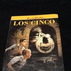 Libros de segunda mano: LOS CINCO VAN DE CAMPING ENID BLYTON. Lote 121443847
