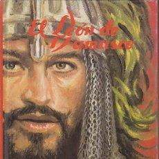 Libros de segunda mano: EL LEON DE DAMASCO - EMILIO SALGARI - COLECCION DEL LIBRO JUVENIL DE LA CASERA EDITORIAL DINTEL. Lote 121913859