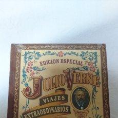 Libros de segunda mano: JULIO VERNE: VIAJE ALREDEDOR DE LA LUNA. Lote 122024320