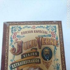 Libros de segunda mano: JULIO VERNE: DE LA TIERRA A LA LUNA. Lote 122024756