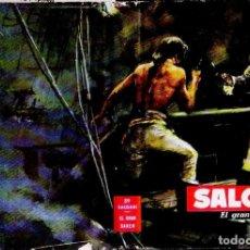 Libros de segunda mano: SALGARI : EL GRAN SAKEM (MOLINO, 1961). Lote 122221863