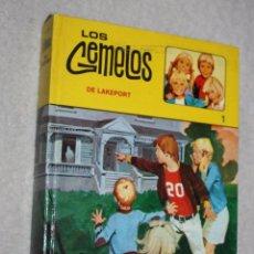 Libros de segunda mano: LOS GEMELOS DE LAKEPORT Nº1 , (DE L.L.HOPE ). Lote 122277847