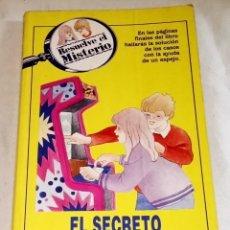 Libros de segunda mano: EL SECRETO DE LOS VIDEOJUEGOS Y OCHO CASOS MÁS; M. MASTERS - TIMUN MAS 1989. Lote 122595911