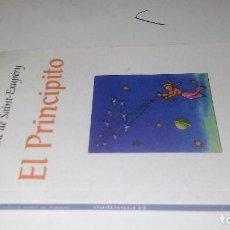 Libros de segunda mano: EL PRINCPITO-ANTOINE DE SAINT-EXUPERY. Lote 125178231