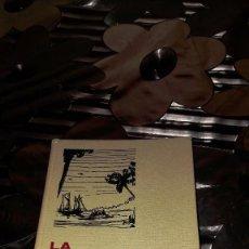 Libros de segunda mano: LA ISLA MISTERIOSA - JULIO VERNE. Lote 125232383