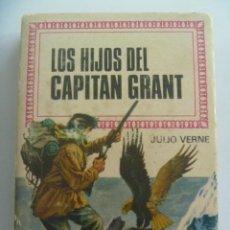 Libros de segunda mano: LOS HIJOS DEL CAPITAN GRAN, DE JULIO VERNE . COLECCION HISTORIAS INFANTIL. BRUGUERA, 1976. Lote 125237979
