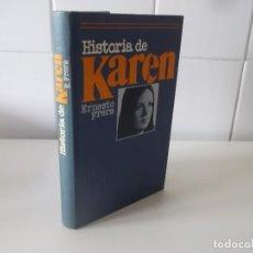 Libros de segunda mano: HISTORIA DE KAREN - CÍRCULO DE LECTORES - AÑO 1977. Lote 125848979