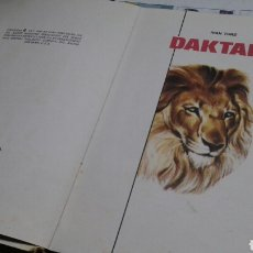 Libros de segunda mano: DAKTARI.IVAN TORS.1968. Lote 128506076