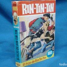 Libros de segunda mano: RIN-TIN-TIN Nº 25 - EL HIJO DE RIN TIN TIN - ED. BRUGUERA 2ª EDICIÓN 1966. Lote 128576159