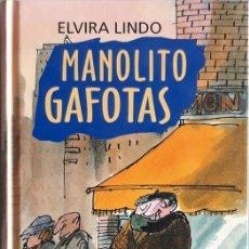 Libros de segunda mano: MANOLITO GAFOTAS - ELVIRA LINDO. Lote 129008511