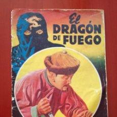 Libros de segunda mano: EL DRAGÓN DE FUEGO N°6. Lote 129212003