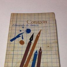 Libros de segunda mano: CORAZÓN - EDMUNDO DE AMICIS - 1966. Lote 130061007