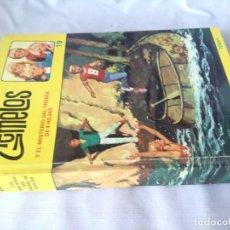 Libros de segunda mano: LOS GEMELOS / Y EL MISTERIO DEL TREBOL DE 4 HOJAS / TORAY / K401. Lote 194873248