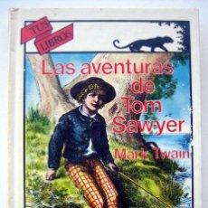 Libros de segunda mano: LAS AVENTURAS DE TOM SAWYER, DE MARK TWAIN. COLECCIÓN TUS LIBROS ANAYA. Lote 131388022