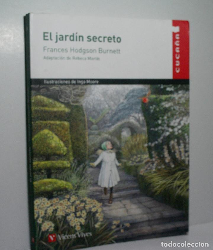 El Jardin Secreto Hodgson Burnett Frances 201 Comprar Libros De