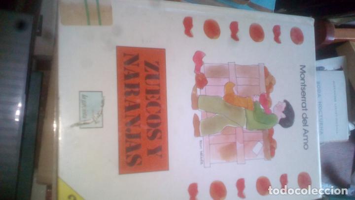 ZUECOS Y NARANJAS - AMO, MONTSERRAT DEL (Libros de Segunda Mano - Literatura Infantil y Juvenil - Novela)