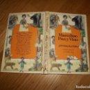 Libros de segunda mano: MARCELINO PAN Y VINO. SANCHEZ-SILVA J. M. ILUSTRACIONES H. VALDOVINOS ANAYA 1985 1ª EDICION. Lote 131753978