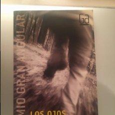 Libros de segunda mano: LOS OJOS DEL LOBO CARE SANTOS. Lote 133904002