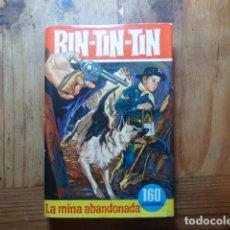 Libros de segunda mano: HEROES BRUGUERA. RIN TIN TIN Nº3. LA MINA ABANDONADA. Lote 134056218
