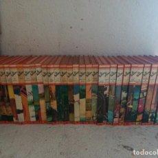 Libros de segunda mano: LOTE DE 30 LIBROS LOS HOLLISTER / JERRY WEST ED.TORAY 1977/78 REF. GAR 1 . Lote 134069250