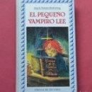 Libros de segunda mano: EL PEQUEÑO VAMPIRO LEE - ANGELA SOMMER-BODENBURG - CIRCULO DE LECTORES - TAPA DURA. Lote 134985598