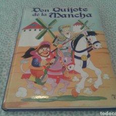 Libros de segunda mano: DON QUIJOTE DE LA MANCHA. EDICIONES SALDAÑA, 2005. Lote 135035693