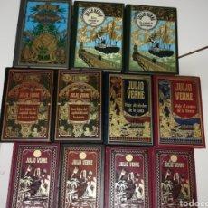 Libros de segunda mano: LIBROS JULIO VERNE. COLECCION RBA 2002.. Lote 135309723