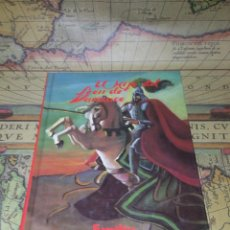 Libros de segunda mano: EL HIJO DEL LEÓN DE DAMASCO. EMILIO SALGARI. LIBRO JUVENIL Nº5 LA CASERA. 1982. Lote 136115286