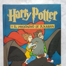 Libri di seconda mano: HARRY POTTER Y EL PRISIONERO DE AZKABAN. Lote 137902304