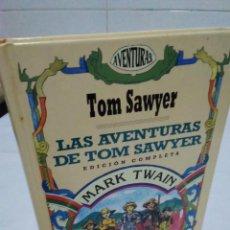 Libros de segunda mano: 121-LAS AVENTURAS DE TOM SAWYER, MARK TWAIN, 1995. Lote 138753290