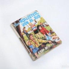 Libros de segunda mano: LOS HOLLISTER VAN AL RIO. Lote 139342002