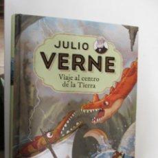 Libri di seconda mano: VIAJE AL CENTRO DE LA TIERRA RBA MOLINA NUEVO. Lote 139809198