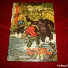 Libros de segunda mano: EMILIO SALGARI EDITORIAL GAHE N º 2 LA MUJER PIRATA 1966 . Lote 158594234
