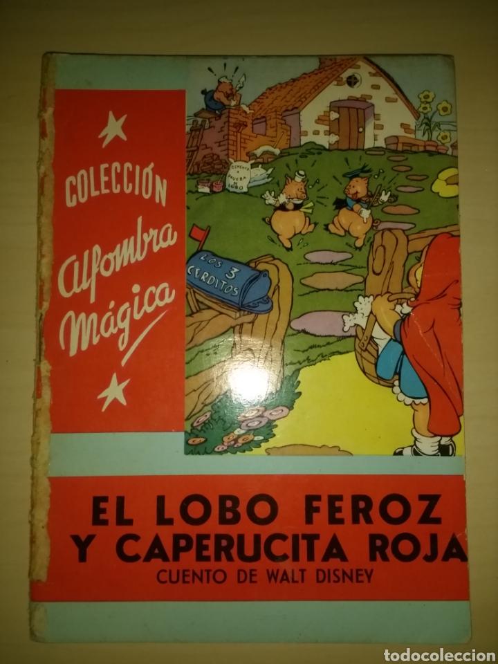 Lobo Feroz Y Caperucita Roja