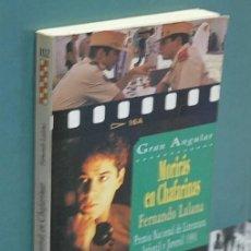 Libros de segunda mano - Moriras en Chafarinas. Fernando Lalana - 141649126