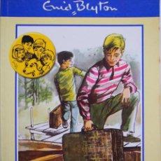 Libros de segunda mano: ENID BLYTON. LOS CINCO OTRA VEZ EN LA ISLA DE KIRRIN. RBA. Lote 141873686