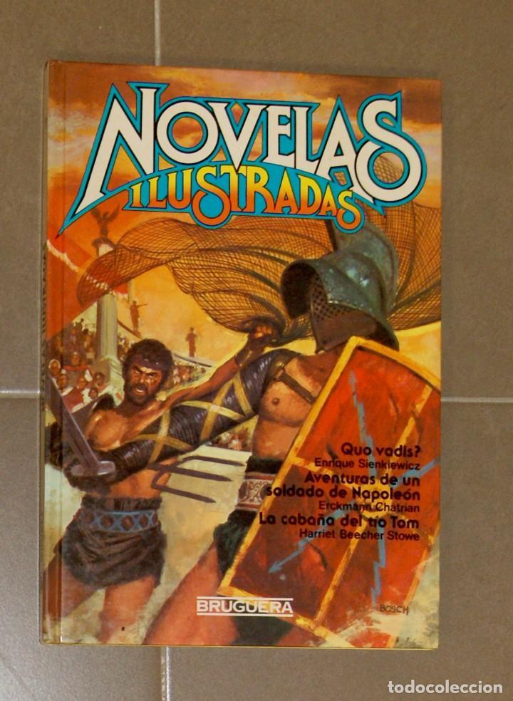 NOVELAS ILUSTRADAS BRUGUERA 11 (Libros de Segunda Mano - Literatura Infantil y Juvenil - Novela)