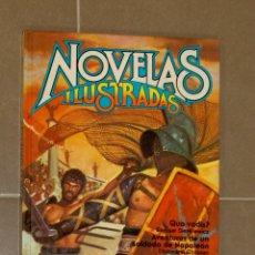 Libros de segunda mano: NOVELAS ILUSTRADAS BRUGUERA 11. Lote 142345534