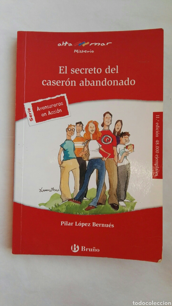 EL SECRETO DEL CASERÓN ABANDONADO (Libros de Segunda Mano - Literatura Infantil y Juvenil - Novela)