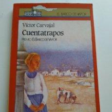 Second hand books - CUENTATRAPOS/EL BARCO DE VAPOR - 142843097