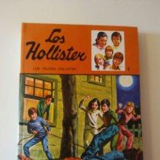 Libros de segunda mano: LOS HOLLISTER AÑO 1990-20EDICIÓN JERRY WEST. Lote 143172386