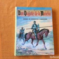 Libros de segunda mano: DON QUIJOTE DE LA MANCHA. JUVENIL.. Lote 143187526